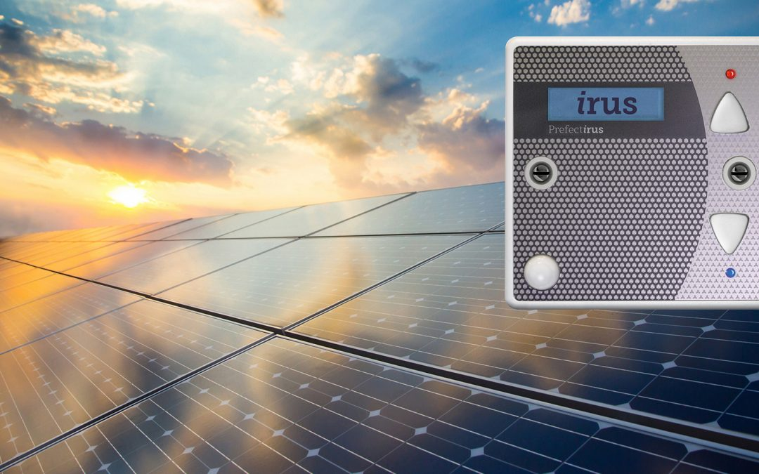 How Prefect Irus is part of the future for electric heating