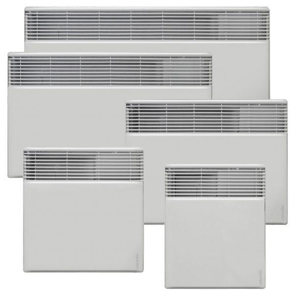 Prefect Atlantic Electric Panel Heaters 500 – 2500 Watt Range of Atlantic No Controls Panel Heater