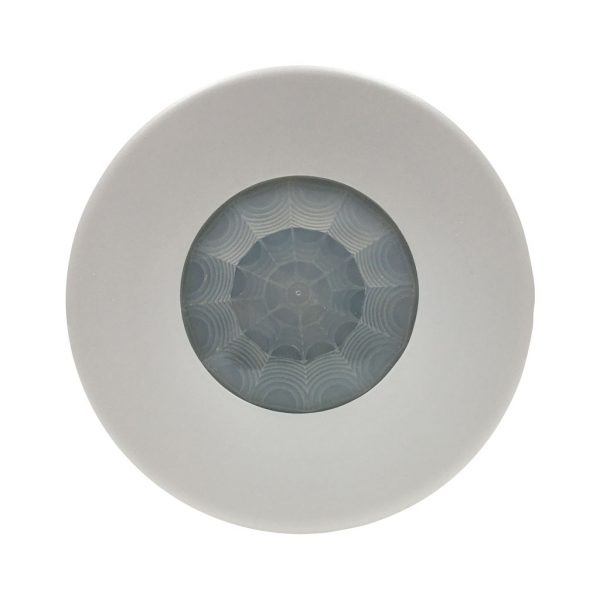 PRE3201-VFC Ceiling Mounted PIR With Manual Setup & Volt Free Contact