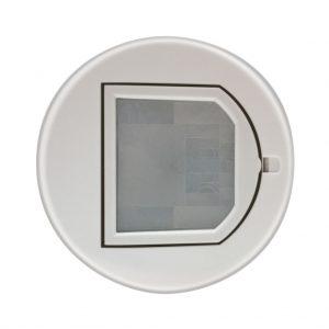 PRE3201B-AH-PRM Long-range angled head ceiling mounted PIR detector with IR setup