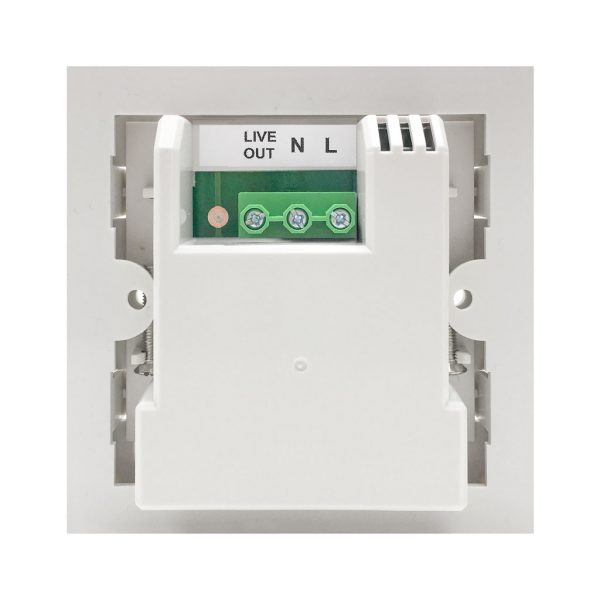 PRE3202B Wall-mounted PIR presence detector with lux light level sensing