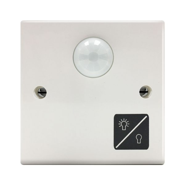 PRE3203 No Neutral Wall Mounted PIR with Manual Override