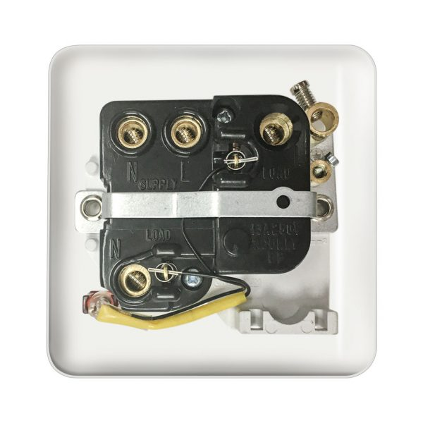 Irus building energy management key switched fused spur PRE6000