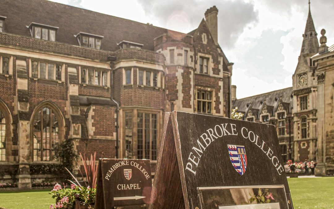 Prefect Irus sits a test at Cambridge University