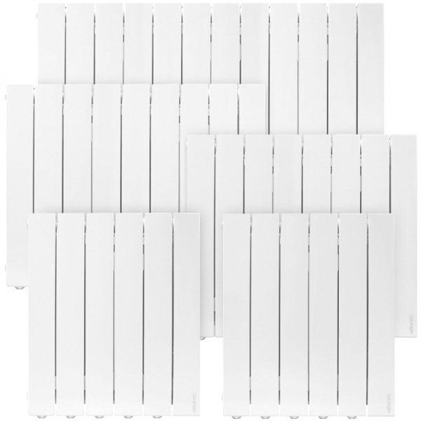 Prefect Controls Accessio heater panels